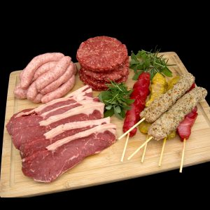 Family Barbecue Meat Pack
