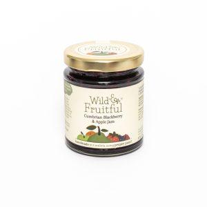 Wild & Fruitful Blackberry & Apple Jam