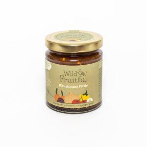 Wild & Fruitful Ploughmans Pickle
