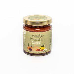 Wild and Fruitful Sweet Chilli & Tomato Relish