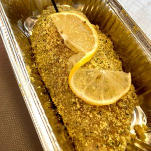 garlic lemon and herb chicken